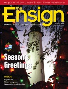 The Ensign Nov/Dec 2009