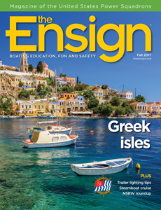 Read The Ensign's Fall 2017 issue now