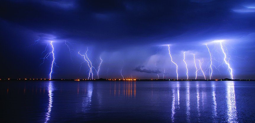 Rig your own emergency lightning protection