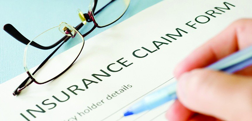 File marine insurance claim
