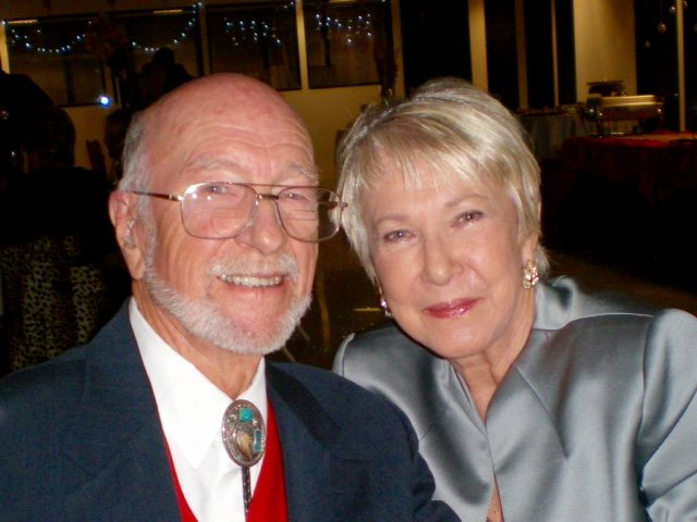 Roy Maas and wife