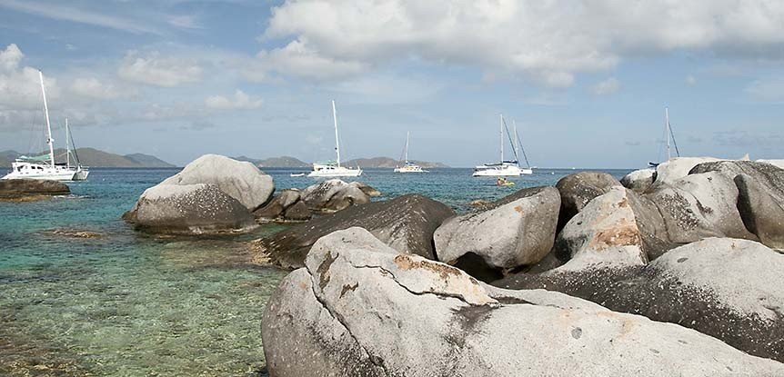 Bareboating in the British Virgin Islands
