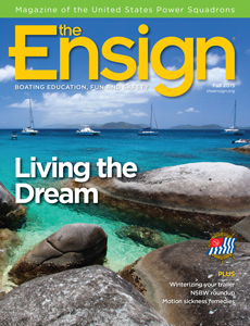 Read the Fall 2015 issue of The Ensign online now!