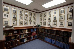USPS library alcove chief commanders