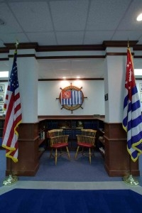 USPS library with flags
