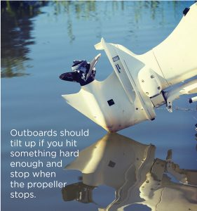 Troubleshooting outboard problems | The Ensign magazine