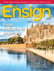 Read The Ensign's Fall 2018 issue now