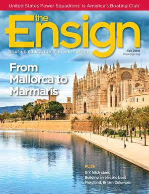 Read The Ensign's Fall 2018 issue online now.