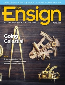 Read The Ensign's Winter 2019 issue online now.
