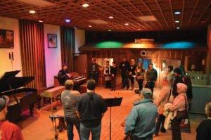 Inside FAME Studio