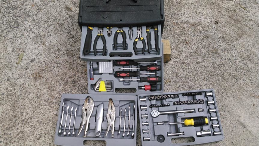 Perfect tool kit image