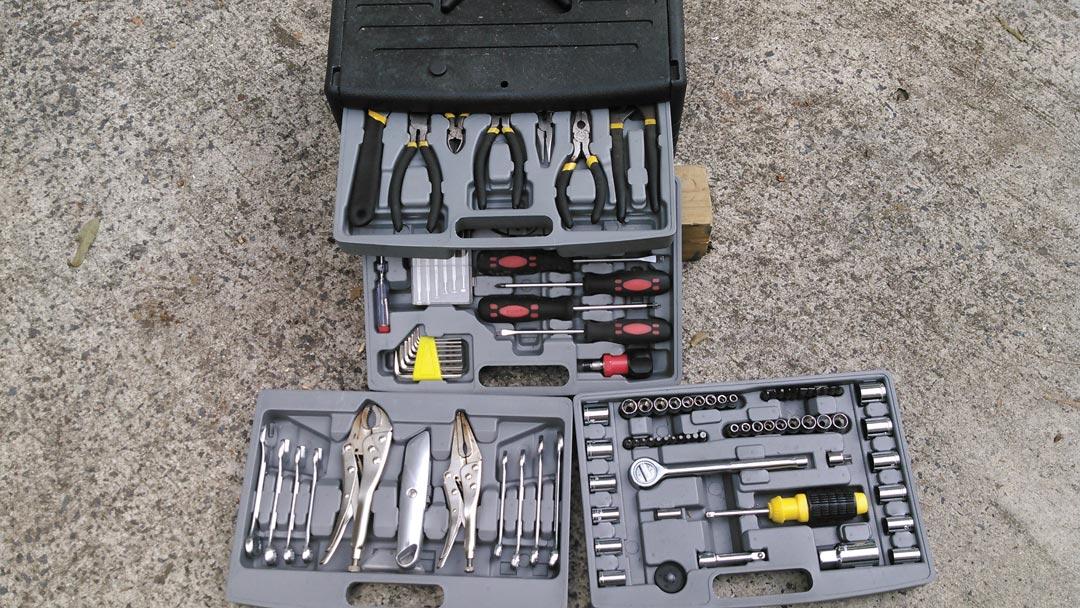 Perfect tool kit image