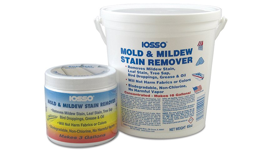 Iosso Mold & Mildew Stain Remover