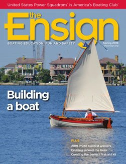 Read The Ensign's Spring 2019 issue online now.