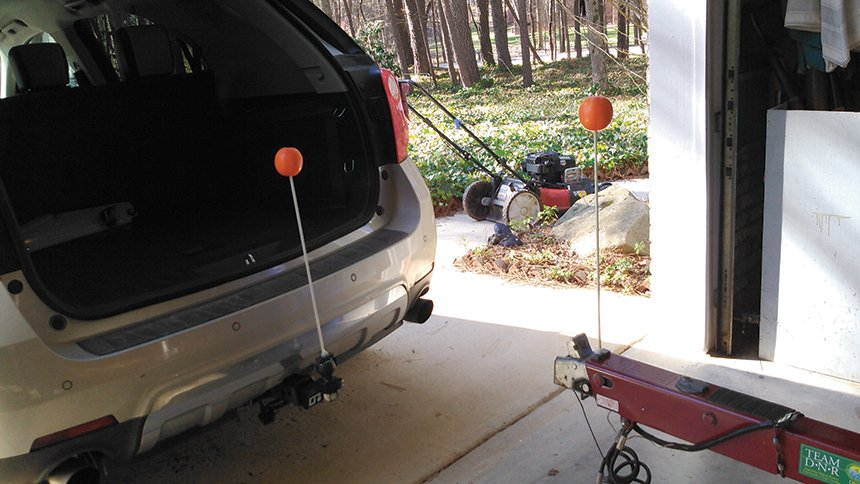 DIY trailering device