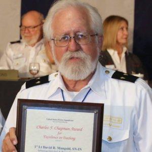 Photo of David Mangold Chapman Winner