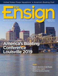 See what's inside the Summer 2019 issue of The Ensign! Check out our digital edition!