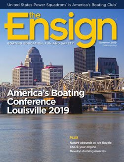 Read The Ensign's Summer 2019 issue online now.