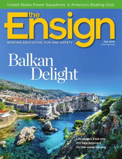 Read The Ensign's Fall 2019 issue online now.