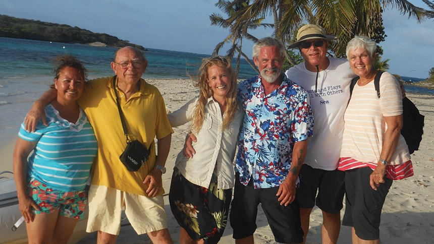 Chartering the islands of Grenada and the Grenadines
