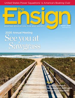 Read The Ensign's Winter 2020 issue online now.