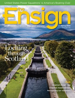 Read The Ensign's Spring 2020 issue online now.