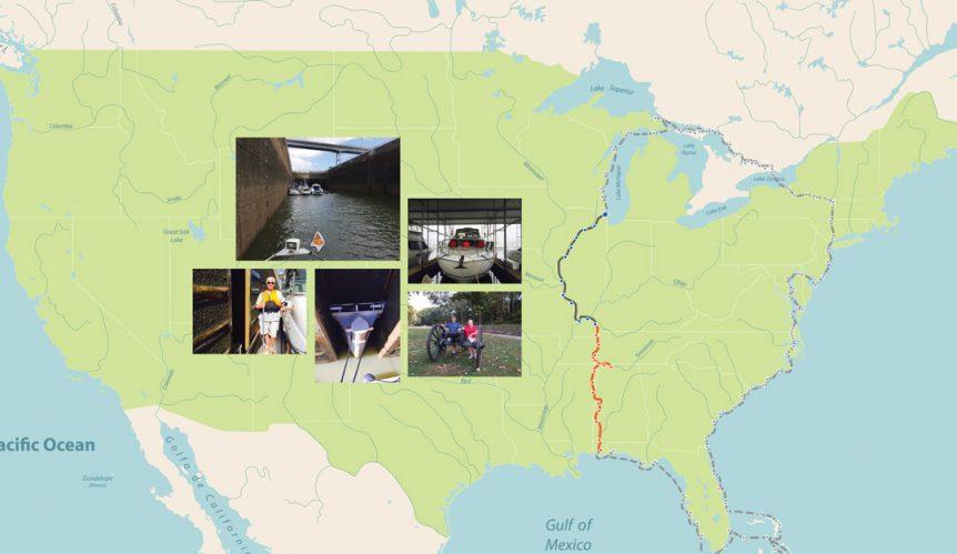 America's Great Loop Part 2 Grand Rivers, KY, to Fairhope, AL