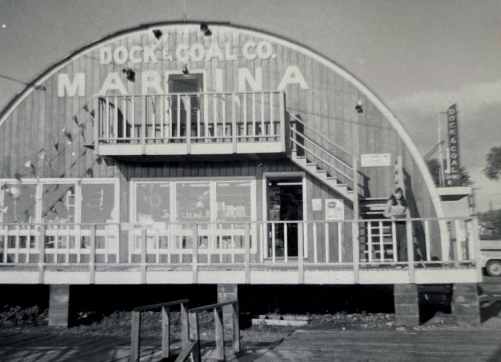 Dock and Coal Co. Marina in Plattsburgh