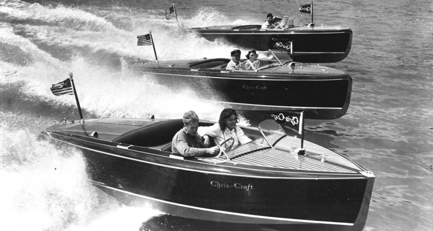 Racer's Edge--How Chris-Craft got its start