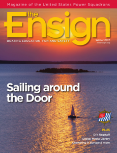 Read The Ensign's Winter 2017 issue online now!