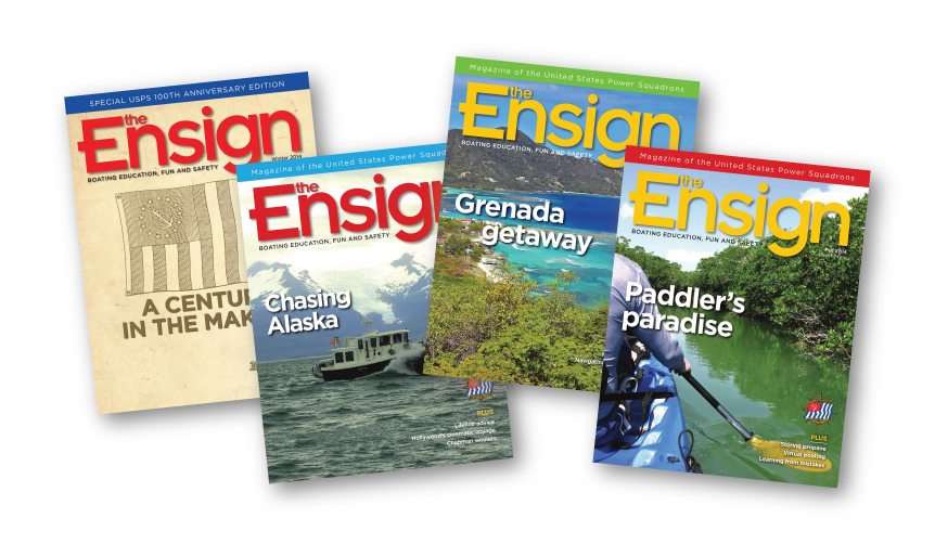 Subscribe to The Ensign magazine