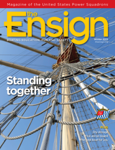The Ensign's Winter 2015 issue
