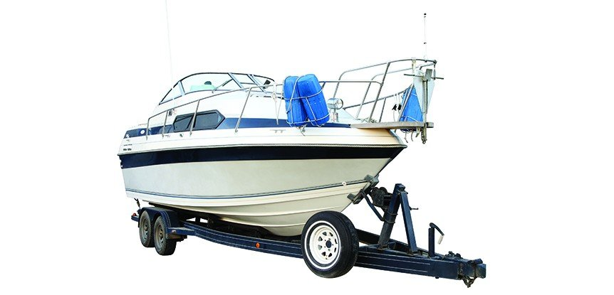 Ready your boat trailer for winter