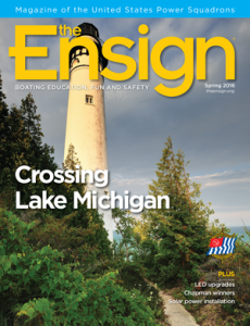 Read The Ensign's Spring 2016 issue online now!