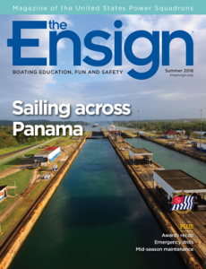 Read The Ensign's Summer 2016 issue now