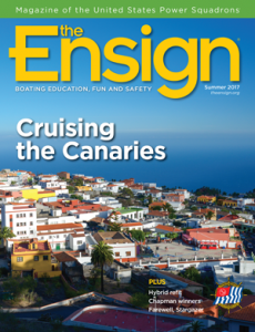 Read The Ensign's Summer 2017 issue online now.