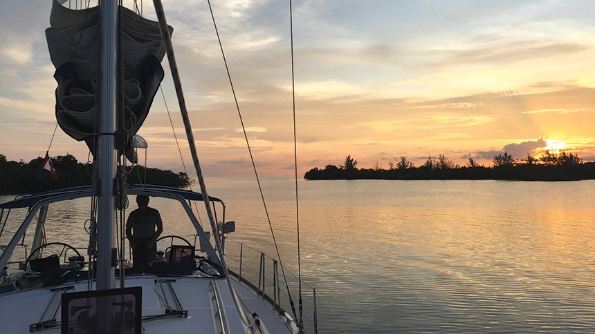 Off-season Charter in Belize Brings Wealth of Adventure