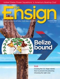 Read The Ensign Summer 2018 online now.