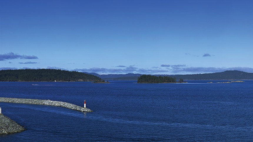 Sailor satiates wanderlust, grows on Salish Sea