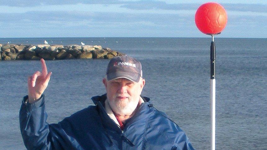 Instructors Corner Hugh Blair-Smith