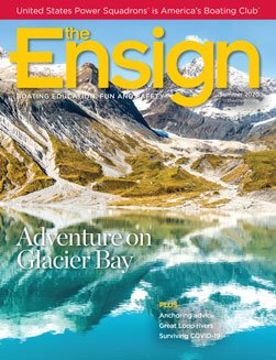 The Ensign magazine Summer 2020 cover