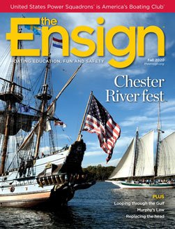 The Ensign magazine Fall 2020 cover