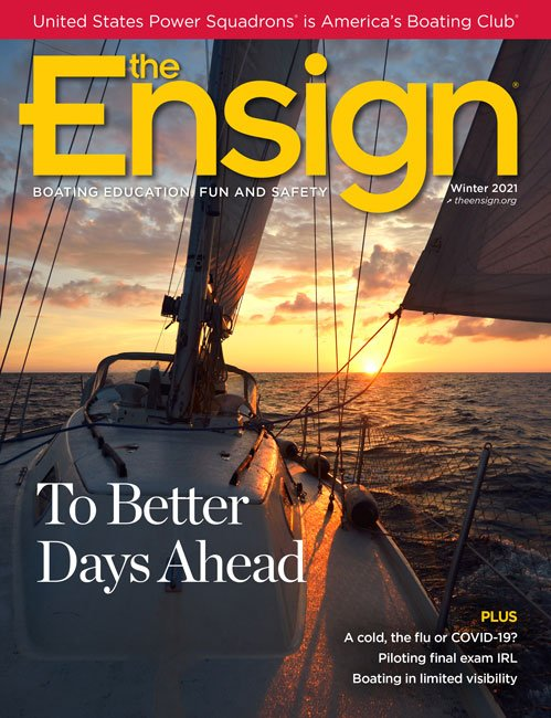 Read The Ensign's Winter 2021 issue online now.