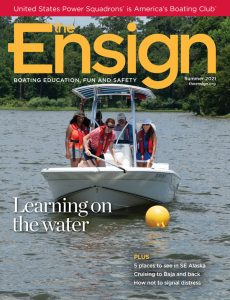 Read The Ensign Summer 2021 edition