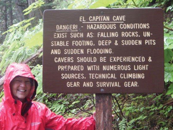 El Capitan Cave